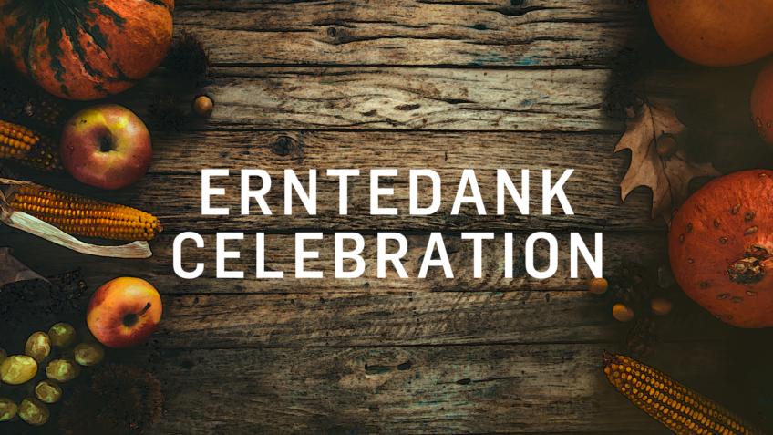 Erntedank Celebration